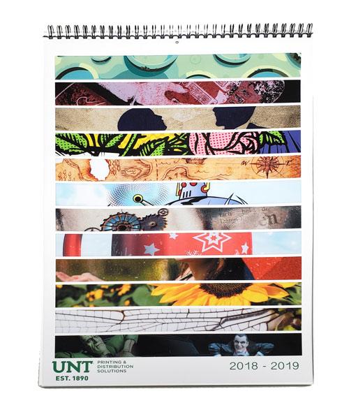 PDS Calendar cover