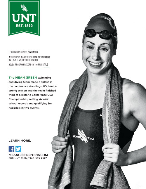 Athletics Ad