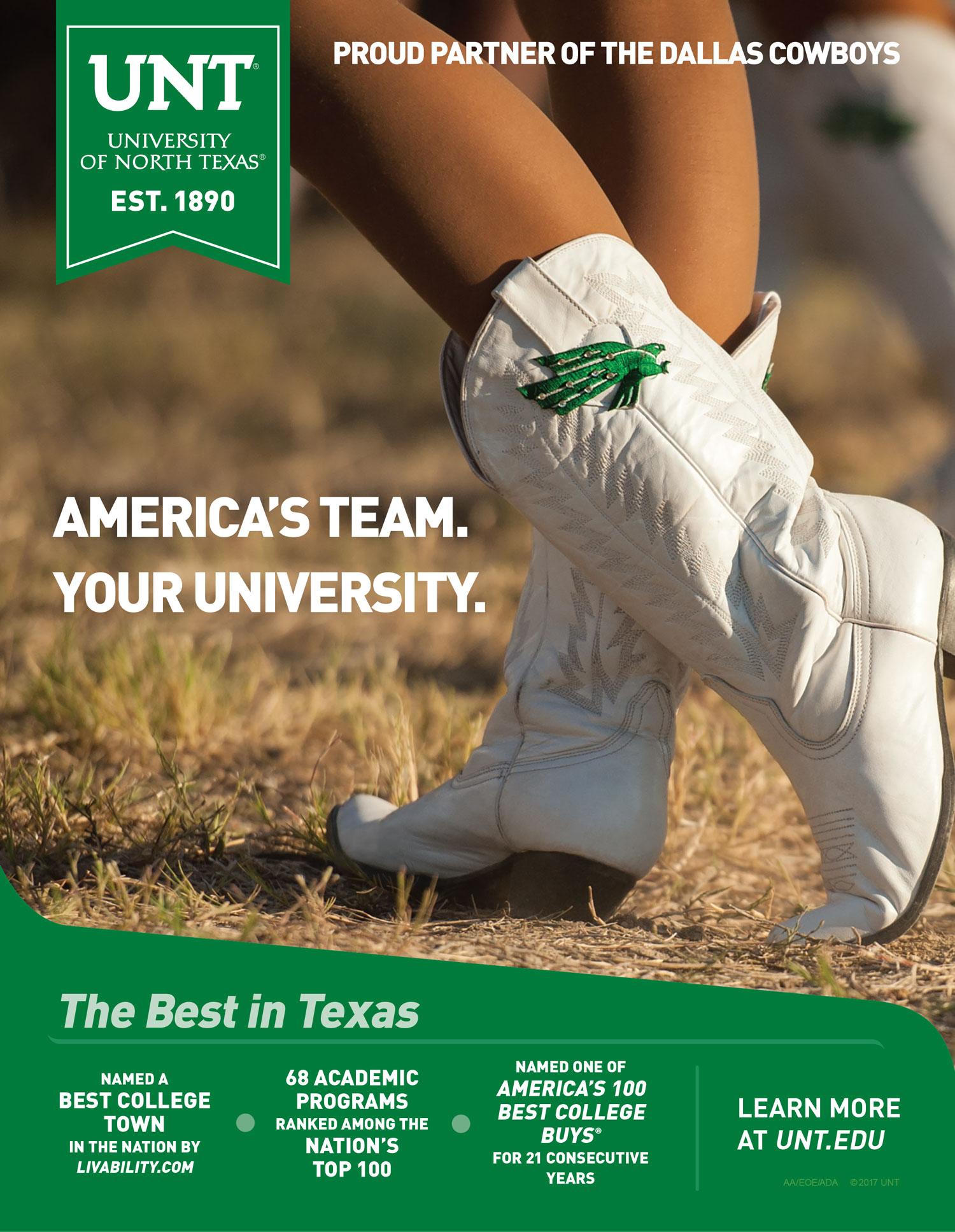 Cowboys Ad