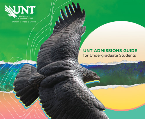 Undergraduate Admissions Guide cover