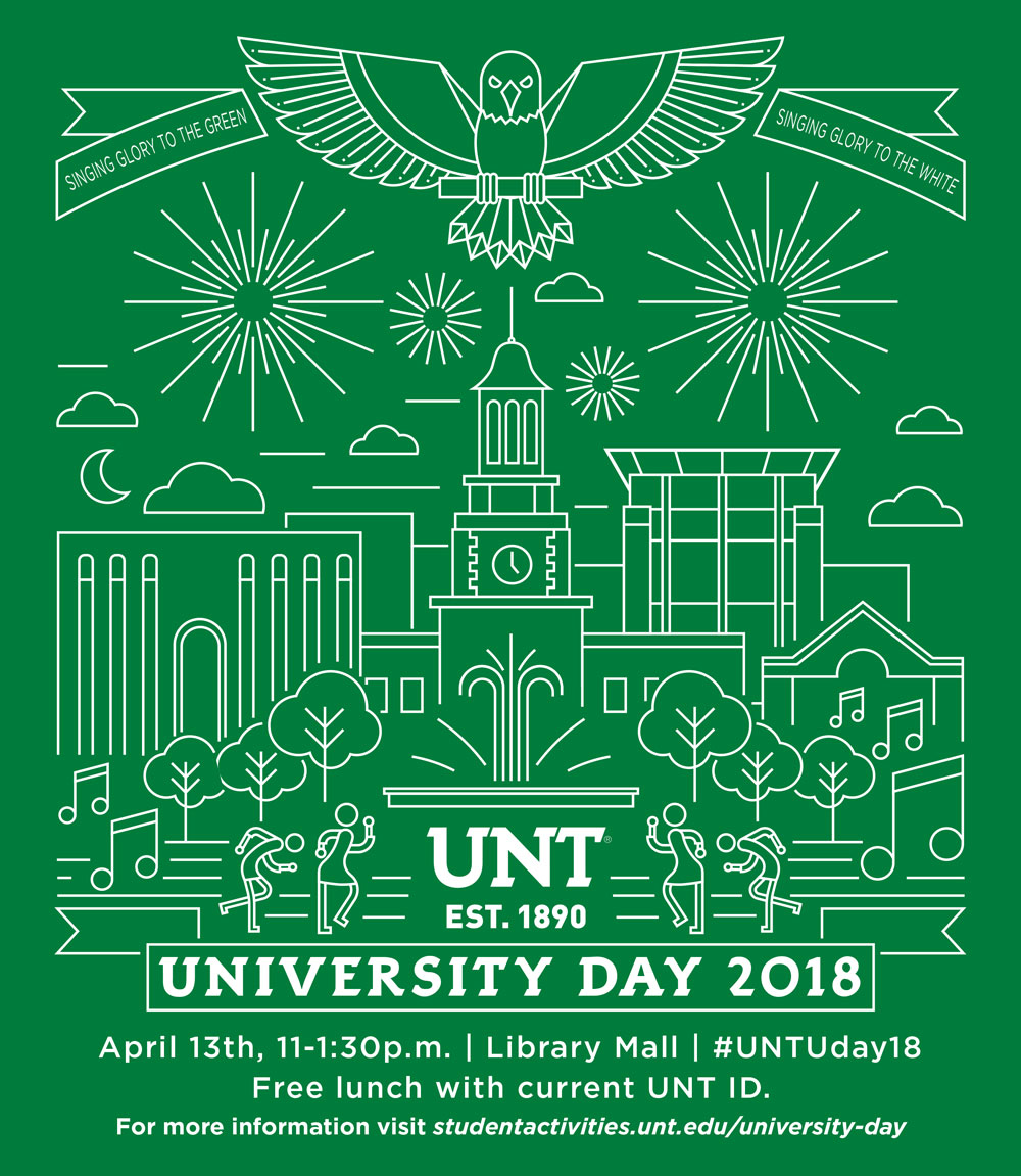 University Day Flyer